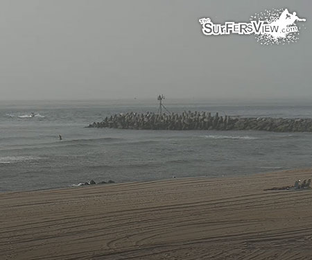 Manasquan Beach Surf Cam from The Surfers View