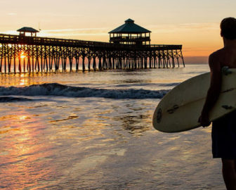 Tides Folly Beach Surf Cam
