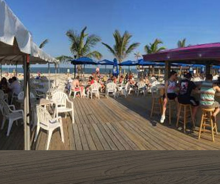 carolina beach tiki bar webcam