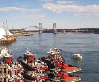 Portsmouth Tugboat Alley Cam