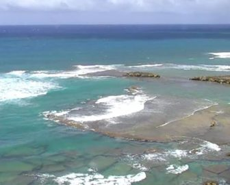 Turtle Bay East Webcam, North Shore, Oahu, Hawaii