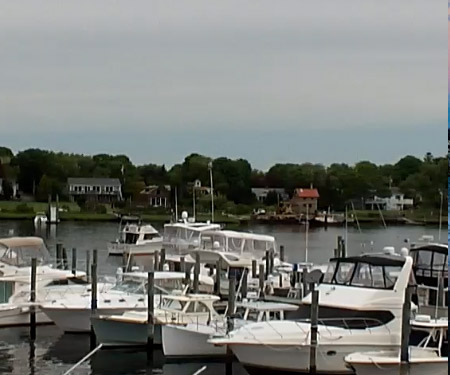 Westerly, RI Webcam from Viking Marina
