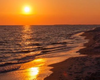 West End Beach, Dauphin Island, AL