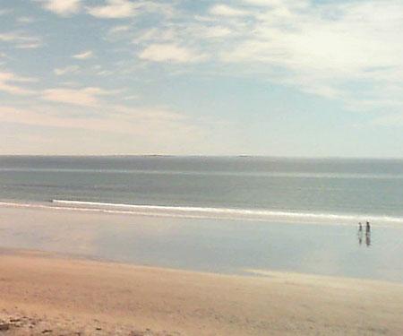 Rye Beach, NH Webcam