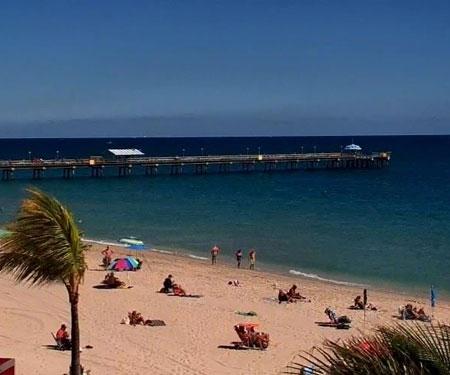 Windjammer Resort Beach Cam