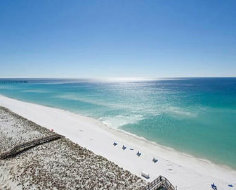 Beach Rentals at Navarre Webcam