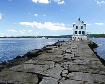 Rockland Breakwater Lighthouse Live Cam