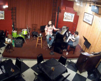 Buffa's Live Backstage Cam New Orleans