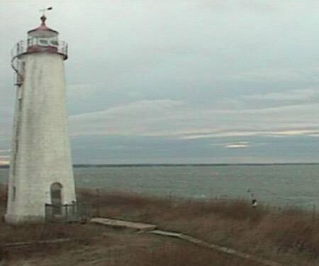 Faulkner's Island Lighthouse Webcam