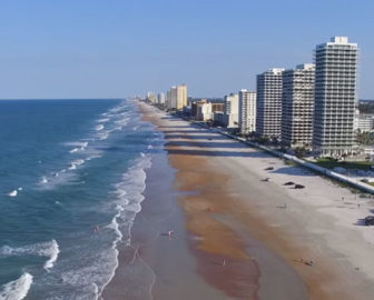 Aerial Tour Of Ormond Beach Fl