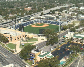 MGM Park Biloxi Webcam