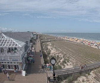 Bethany Beach Webcam North Surf Live Cam