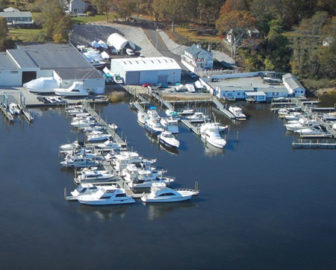Oak Leaf Marina Webcam Old Saybrook CT