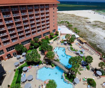 Perdido Beach Resort Orange