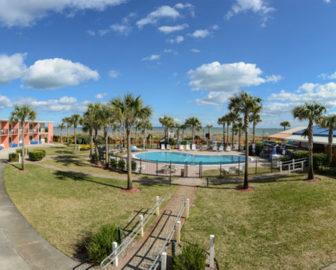 The Seahorse Oceanfront Inn Neptune Beach FL