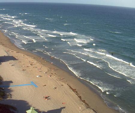 Boca Raton Surf Cam