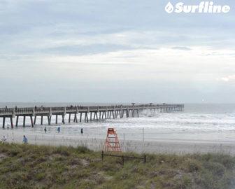 Jacksonville Beach Surf Cam by Surfline