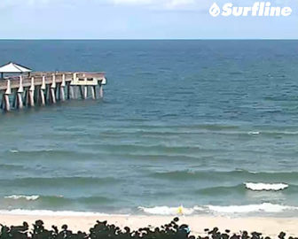 Juno Beach Surf Cam by Surfline