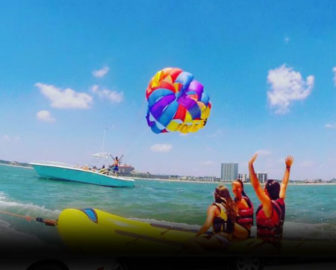 Aloha Watersports & Parasailing Myrtle Beach SC
