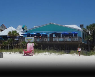 Barefoot Hide-A-Way Bar & Grill Bay Cam