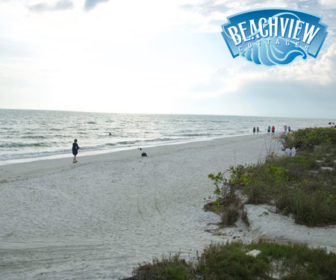 Beachview Cottages Live Beach Cam, Sanibel Island, FL