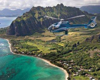 Blue Hawaiian Helicopters Webcam