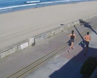 Mission Beach Boardwalk Cam
