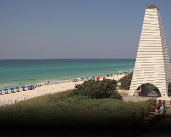 Bud & Alley's Rooftop Cam Seaside FL