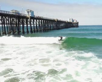 Oceanside, CA Pier, Beaches & Surf