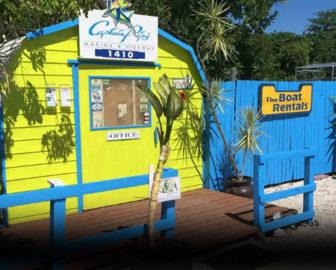 Captain Pip's Marina & Hideaway Webcam Florida Keys