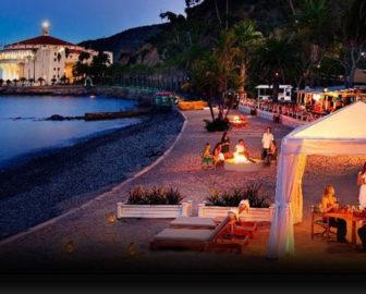 Catalina Island Casino Cam