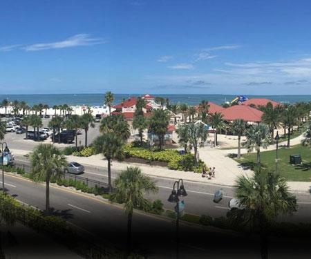 Crabby's Dockside Webcam Clearwater Beach, FL