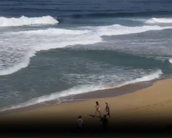 Ehukai Beach Surf Cam in Haleiwa