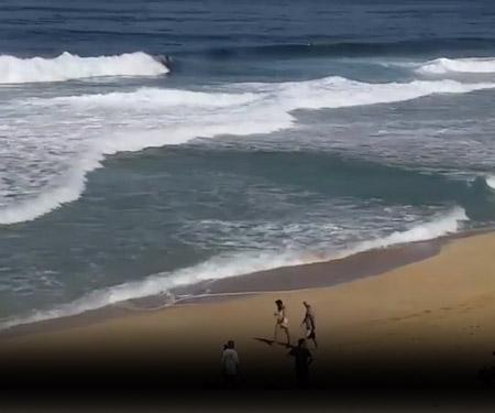 Ehukai Beach Surf Cam in Haleiwa