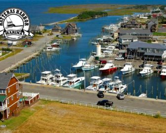 Hatteras Harbor Marina Outer Banks NC