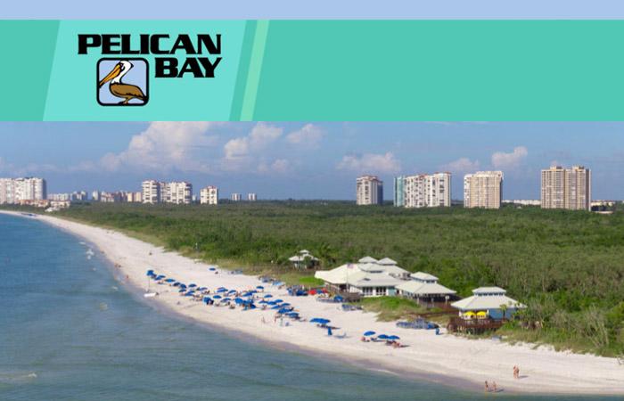 Pelican Bay Live Beaches