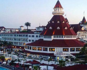 Live Cam from Hotel del Coronado