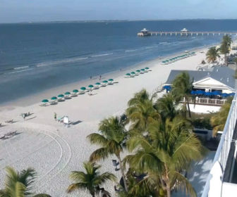 Lani Kai Island Resort Live Webcam, Fort Myers Beach FL