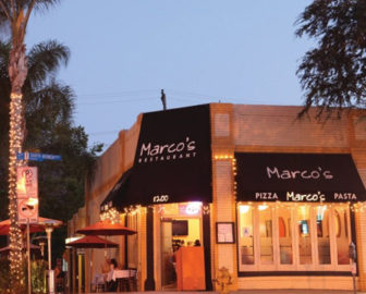 Live Cam from Marco's in West Hollywood