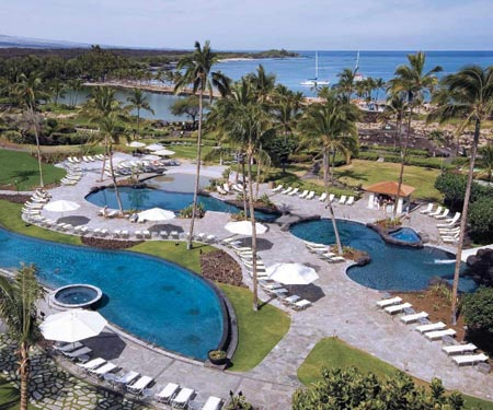 Waikoloa Beach Marriott Webcam