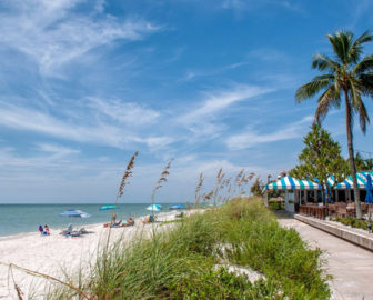 Naples Beach Hotel & Golf Club Live Beach Webcam