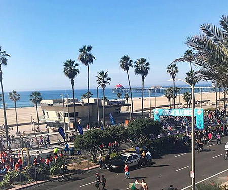 Huntington Beach Webcam