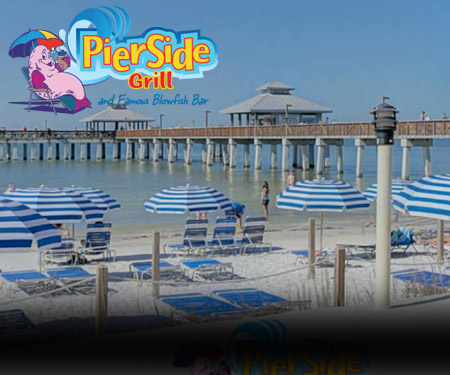 PierSide Grill Fort Myers Beach Cam