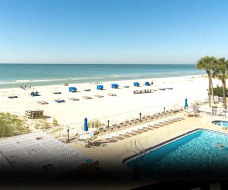 Plumlee Gulf Beach Realty Live Cam, Indian Rocks Beach, FL