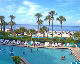 The Resort at Longboat Key Club Pool Cam