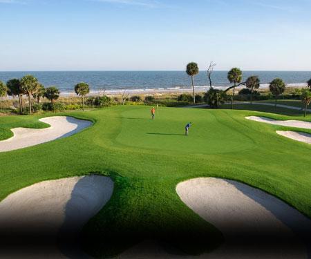 Webcam Robert Trent Jones Golf Course Hilton Head Island