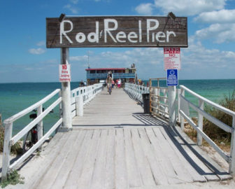 Anna Maria Island Cam from Rod & Reel Pier