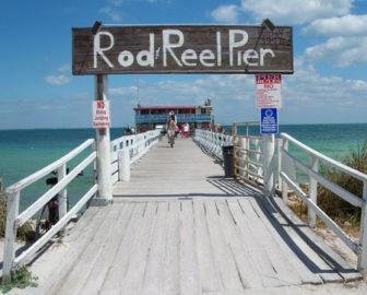 Anna Maria Island Cam from Rod & Reel Pier