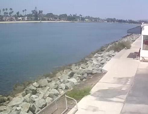 Long Beach Rowing Webcam Marine North