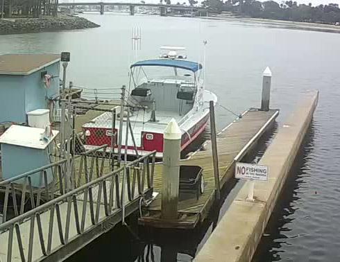 Long Beach Rowing Webcam Marine South